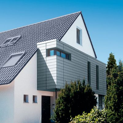 Fassade Holzbauer Vaihingen Enz Holzbau Stefan Leibfried